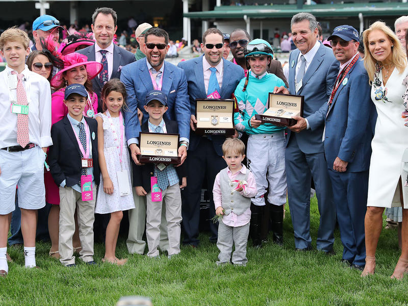 TRAINER QUOTES FROM THE 144TH RUNNING OF THE LONGINES KENTUCKY OAKS
