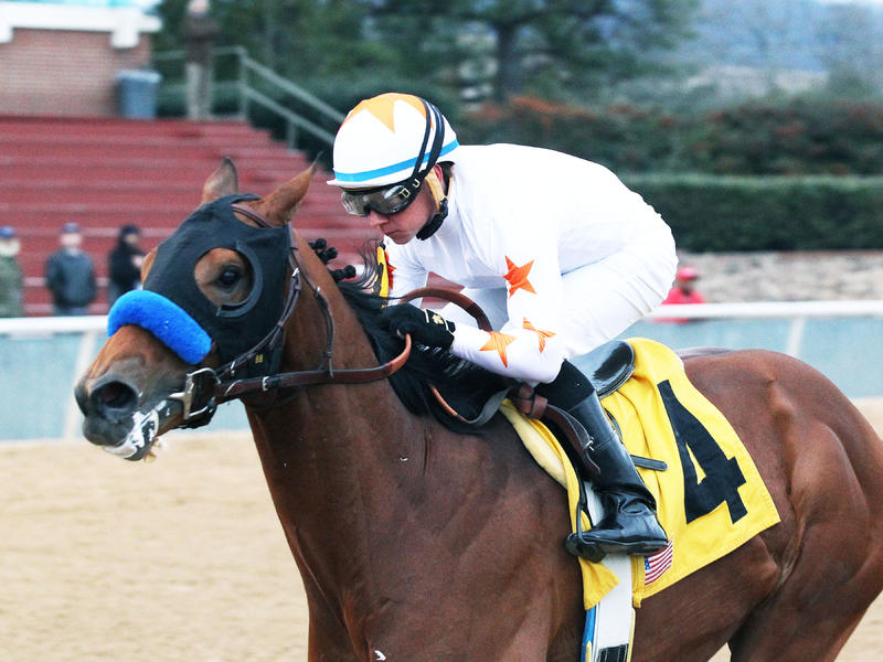 Mourinho Gives Baffert Another Derby Prep Win at Oaklawn