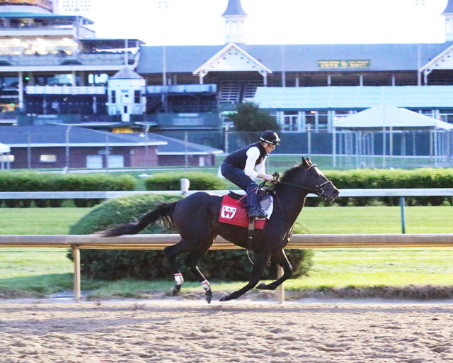McCraken Breezes Half-Mile… News Image