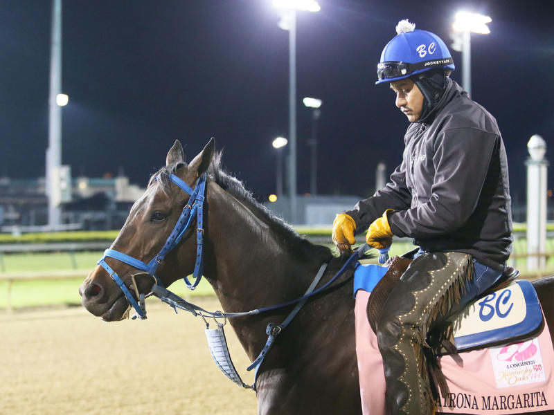 Kentucky Derby and Oaks Update: Patrona Margarita Breezes