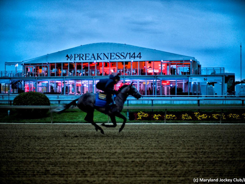 Preakness week at Pimlico