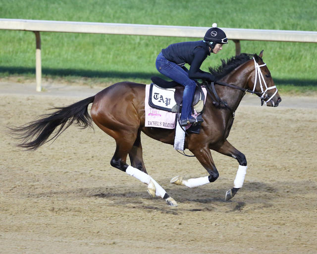 Rachel's Valentina 7-2 Morning… News Image