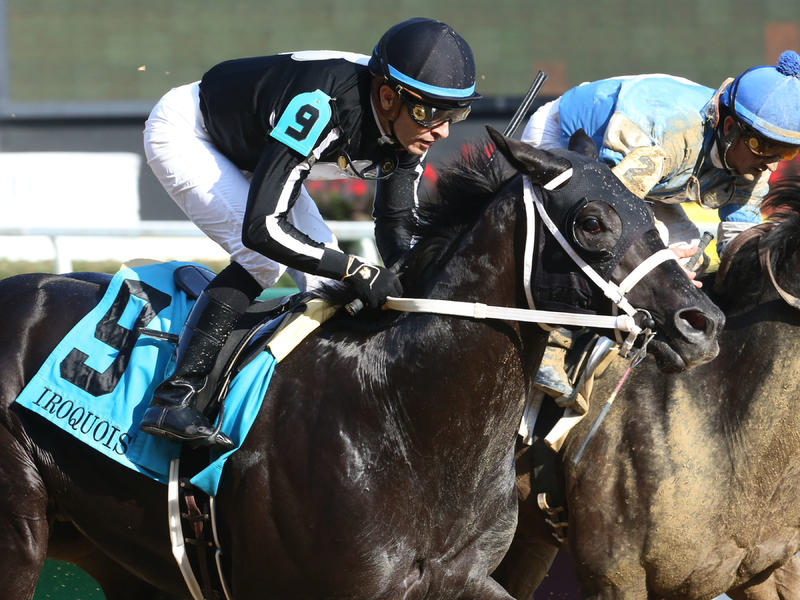 The Tabulator racks up Derby points, Breeders' Cup berth in Iroquois