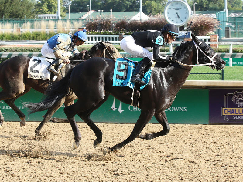 Hog Creek Hustle could be the Iroquois Stakes best bet