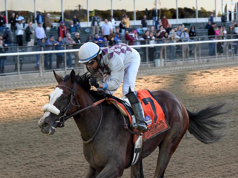 Tiz The Law Champagne Stakes