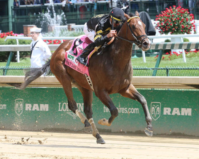 Churchill Downs Stakes Recap & Quotes: Pat Day Mile