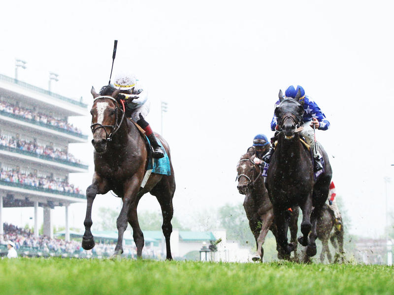 YOSHIDA RETURNS IN STYLE; WINS OLD FORESTER TURF CLASSIC