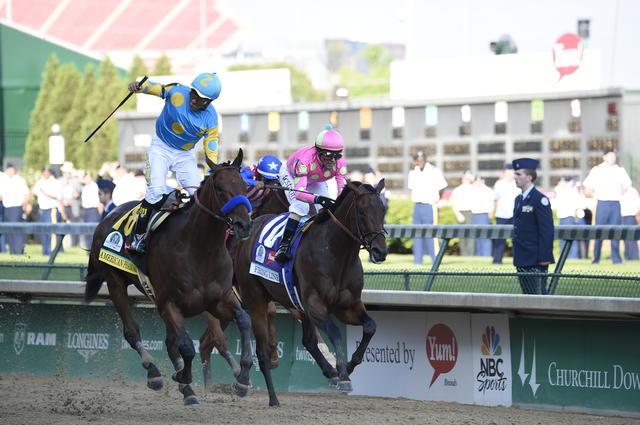 American Pharoah Wins 141st… News Image