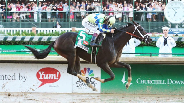 All Paths for Kentucky Derby… News Image