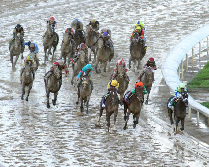 Will the Preakness affirm the Kentucky Derby result?