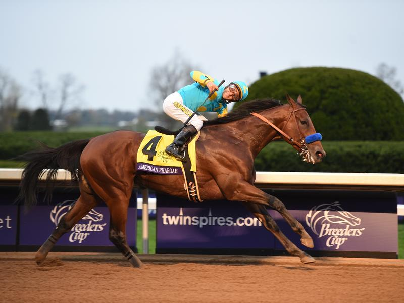American Pharoah, Nyquist, Songbird honored at Eclipse Awards