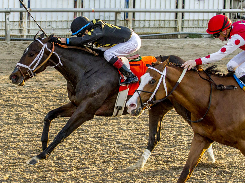 Bravazo pulls upset for Calumet in Risen Star