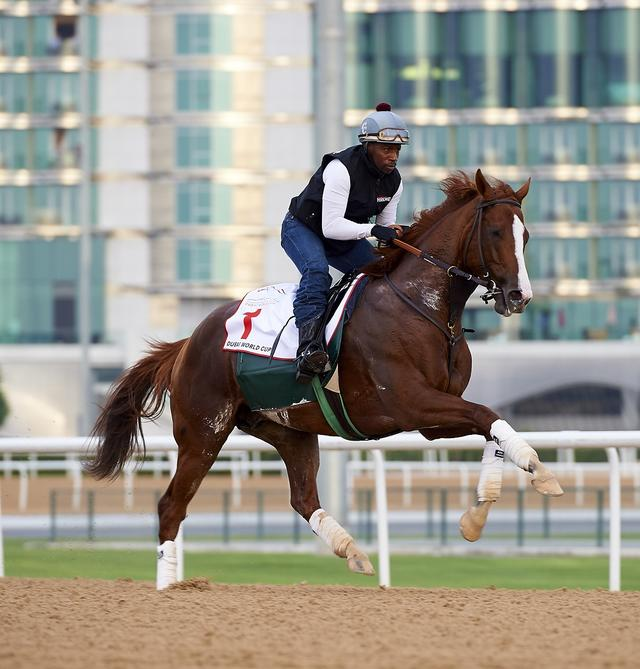 Espinoza: California Chrome's… News Image