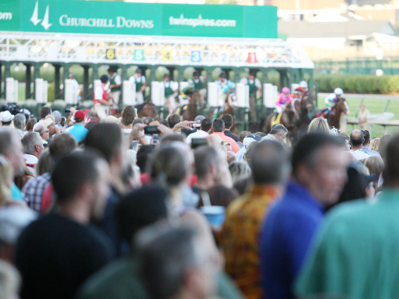 Churchill Downs Racing (Coady Photography/Churchill Downs)