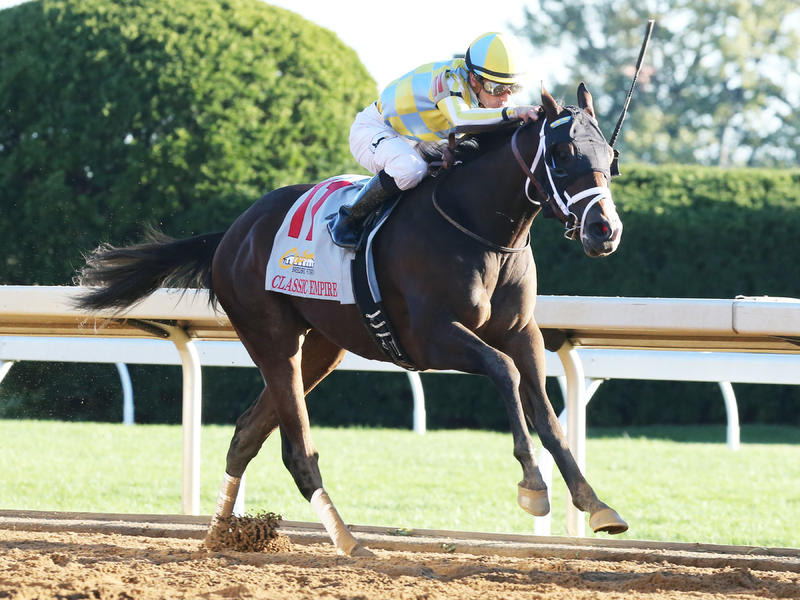 Juvenile champ Classic Empire returns in Arkansas Derby