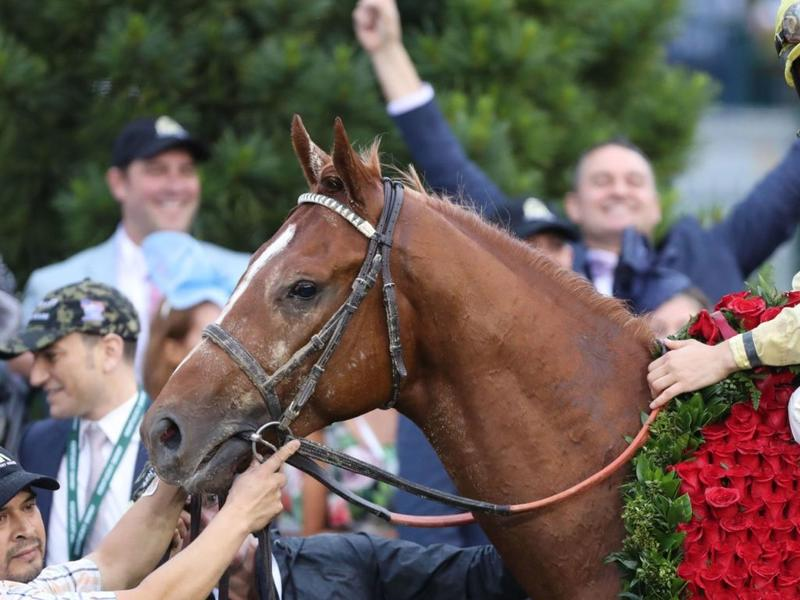 Country House won the 2019 Kentucky Derby via disqualification