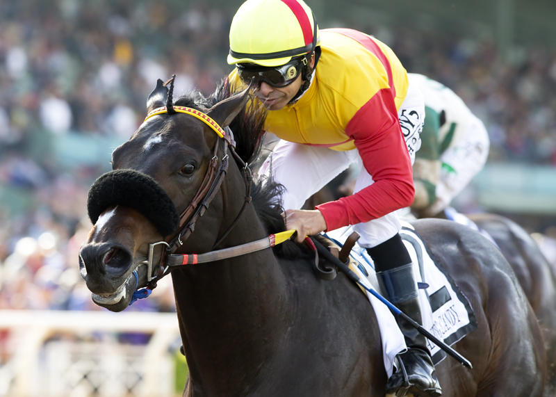 Danzing Candy, Mor Spirit are top draws in Santa Anita Derby