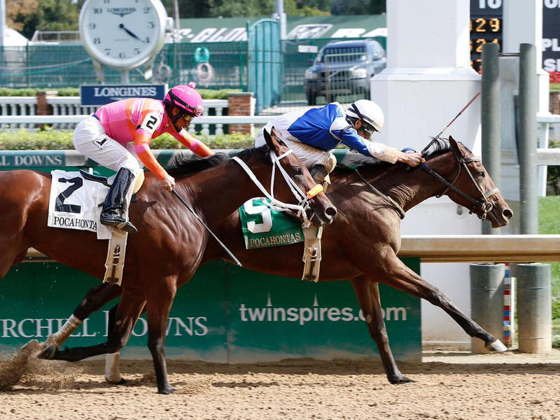 ​Breeders' Cup Juvenile Fillies field offers glimpse into Kentucky Oaks future