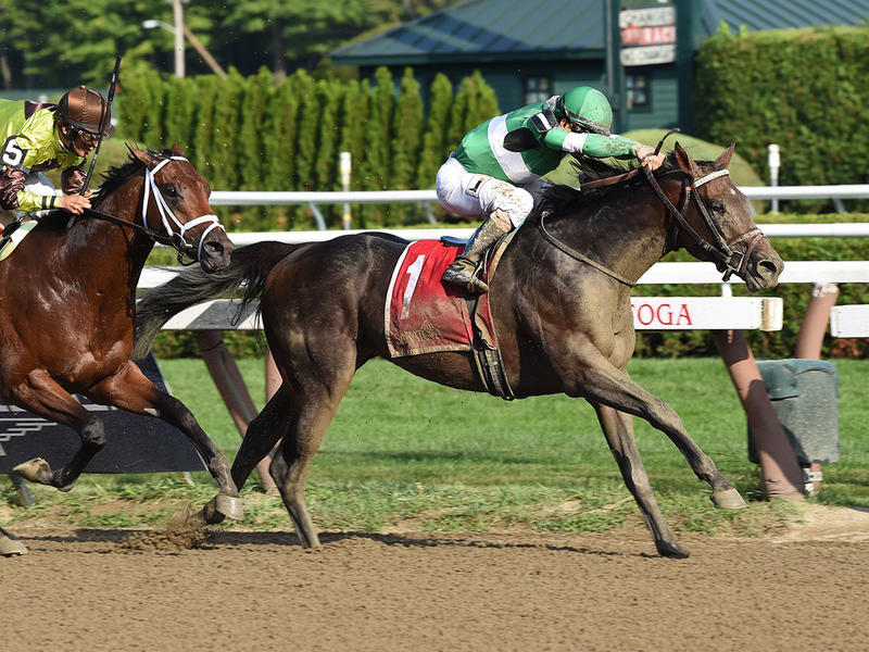 ​Exaggerator tops $1 million Delta Downs Jackpot field