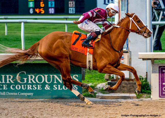 Finite romps in the Rachel Alexandra