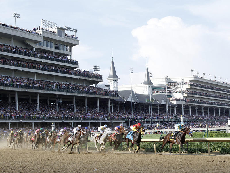 Timeline of Events: Kentucky Derby Day