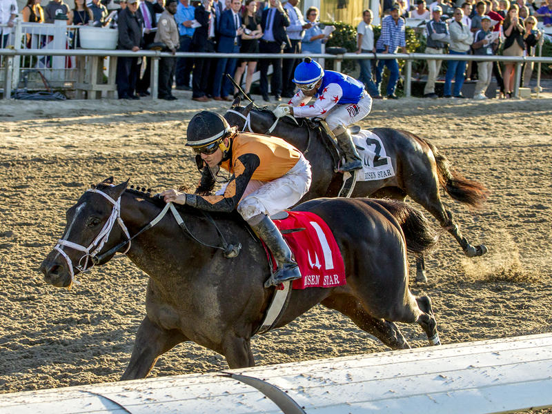 Derby leader board changes come fast and furious with Girvin's ascension