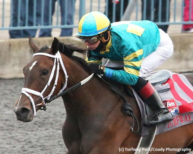 Go Noni Go captures Bourbonette Oaks