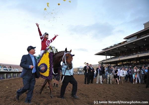 Kentucky Derby alumnus Gun Runner wins Breeders' Cup Classic