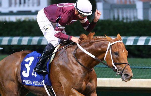 Gun Runner voted 2017 Horse of the Year, Kentucky Oaks winner Abel Tasman champion three-year-old fi