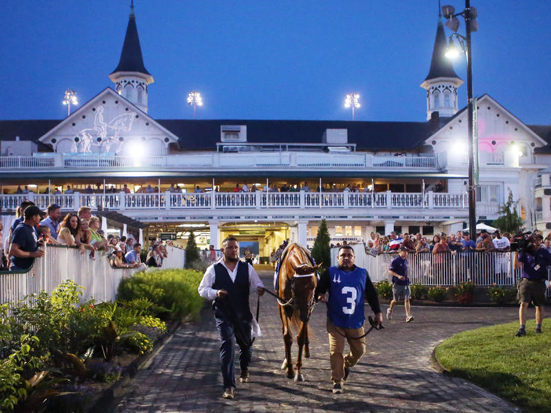Pacific Classic and Derby… News Image