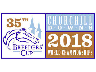 Breeders' Cup Reveals Official Logo For 2018 Breeders' Cup World Championship At Churchill Downs
