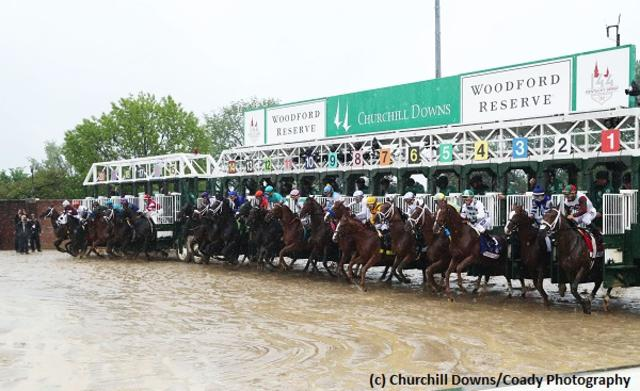 Kentucky Derby runners return… News Image