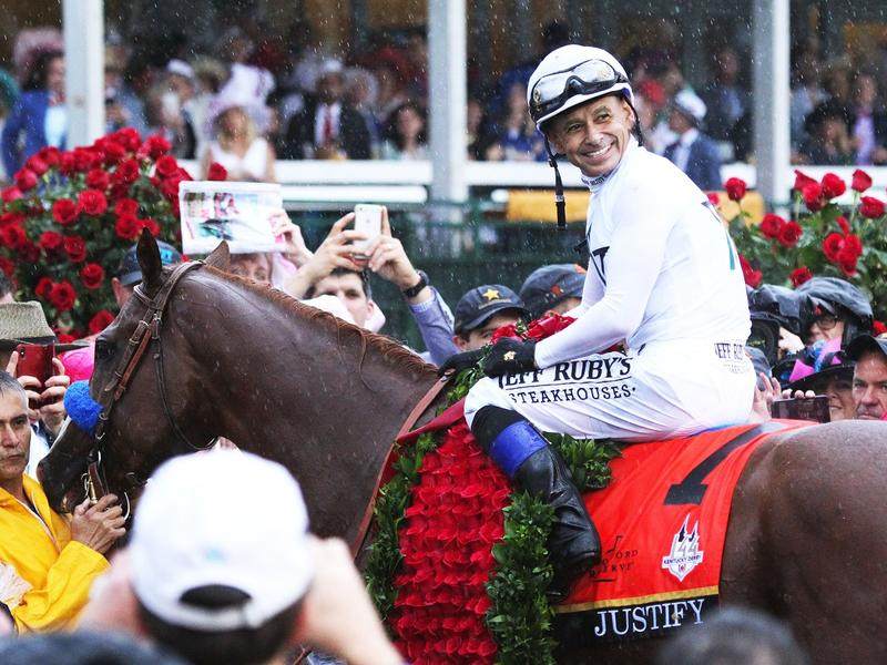 Justify's jockey Mike Smith: Hall of Fame rider to the all-time greats