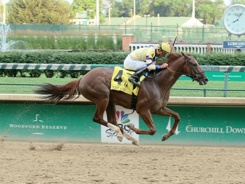 Stephen Foster Best Bet of Weekend
