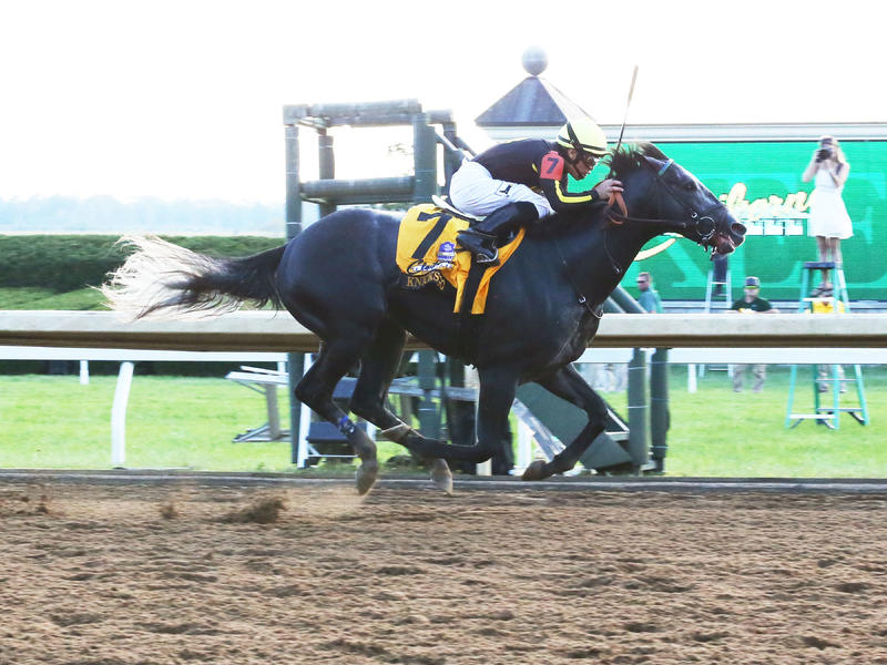 Knicks Go, Signalman lead full field in Kentucky Jockey Club