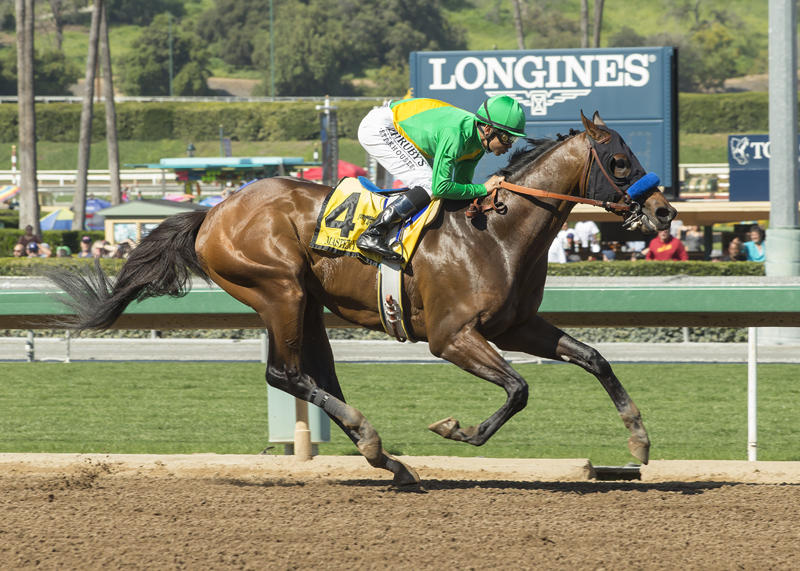 Mastery off Derby trail after brilliant win in San Felipe