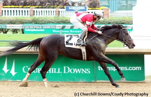 McCraken heads 12-horse Kentucky… News Image