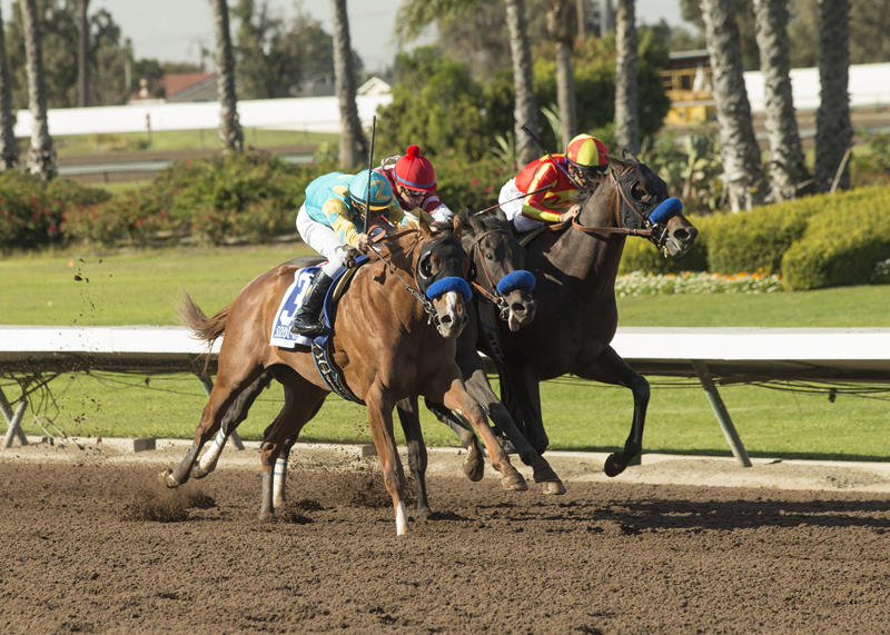 McKinzie awarded Los Alamitos Futurity win via DQ