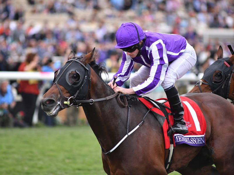 Mendelssohn moves to top of European Road to Kentucky Derby leaderboard with Patton victory