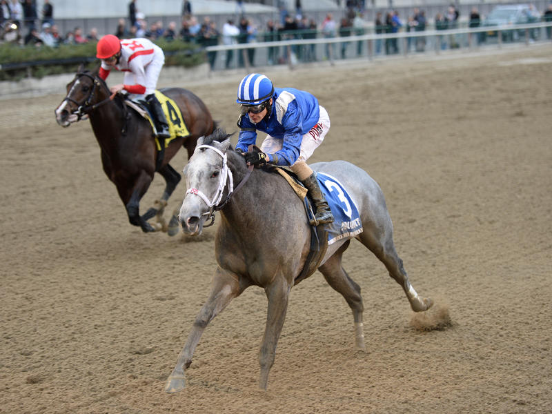 Jerome marks first Kentucky Derby qualifier of New Year
