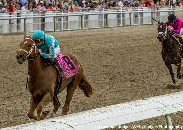 Monomoy Girl leaps to top of Kentucky Oaks Leaderboard; Paved shows the boys how it's done
