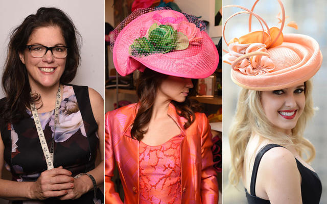 Christine Moore and hat designs