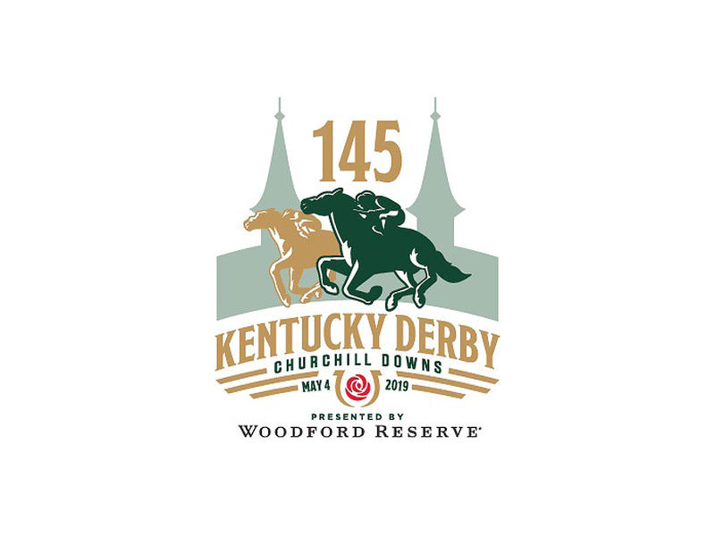 Churchill Downs Unveils Kentucky Derby 145 Logo