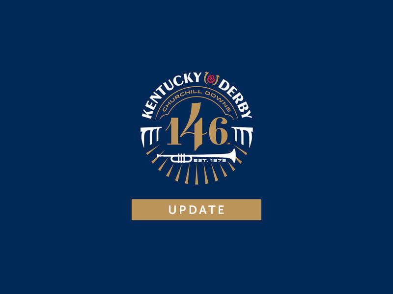 Kentucky Derby 146 Update