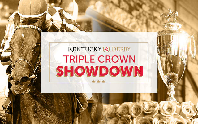 Triple Crown Showdown logo