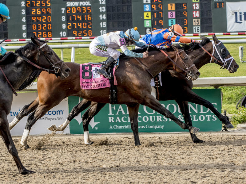 Noble Indy among three to clinch Kentucky Derby berths