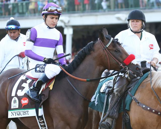 A lot on line in Belmont Stakes… News Image