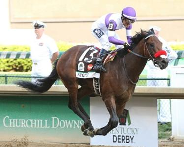 Nyquist, Gun Runner on target… News Image
