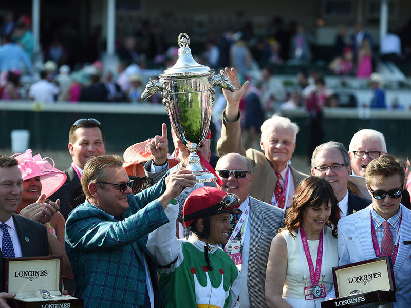 Kentucky Oaks Post-Race News… News Image