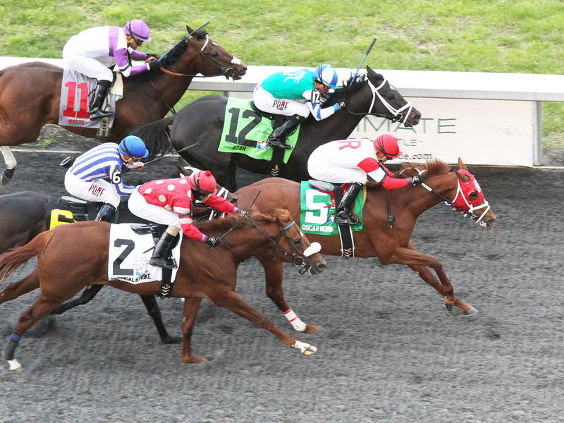 Oscar Nominated upsets Spiral, will have to be supplemented to Kentucky Derby